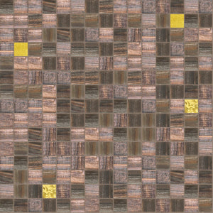 "Classy, 3/4"" x 3/4"" - Glass Tile"