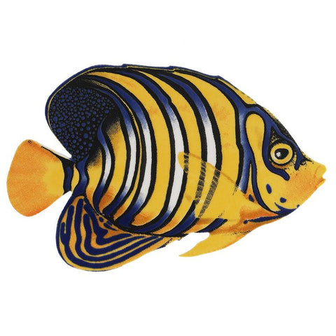 PORC-RF8-5 Regal Angelfish Custom Mosaics