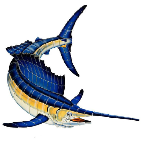 SF12 Sailfish CC Custom Mosaics