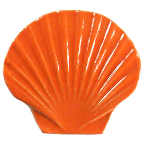 "SSHORAB Seashell - Orange 5"" Artistry in Mosaics"