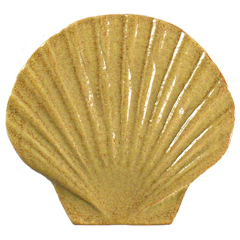 "SSHTANB Seashell - Tan 5"" Artistry in Mosaics"