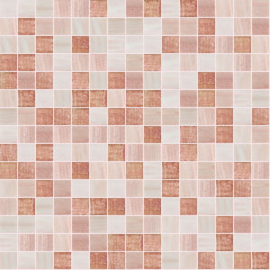 Sense Mix, 3/4 x 3/4 Mosaic Tile | TREND Glass Mosaic Tile