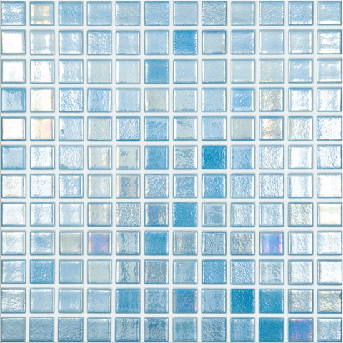 "093551M Shell Air 551, 1"" x 1"" - Glass Tile"