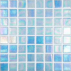 "098551M Shell Air 551, 1.5"" x 1.5"" - Glass Tile"