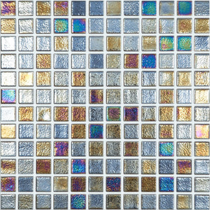 "093556M Shell Deep 556, 1"" x 1"" - Glass Tile"