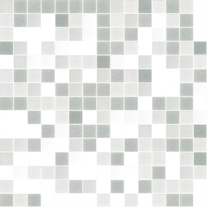 Silence Mix, 3/4 x 3/4 Mosaic Tile | TREND Glass Mosaic Tile