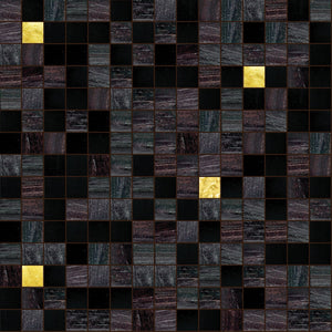 Strong Mix, 3/4 x 3/4 Mosaic Tile | TREND Glass Mosaic Tile