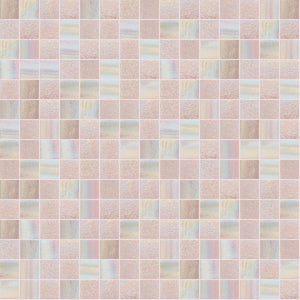 "Luscious, 3/4"" x 3/4"" - Glass Tile"