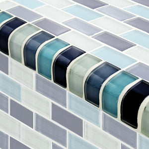 TRIM-GC82348T2 Trim Aqua Blend Artistry in Mosaics