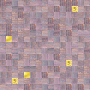 Vanity Mix, 3/4 x 3/4 Mosaic Tile | TREND Glass Mosaic Tile