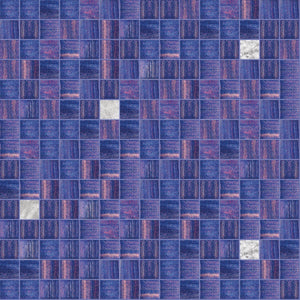 Whispering Mix, 3/4 x 3/4 Mosaic Tile | TREND Glass Mosaic Tile