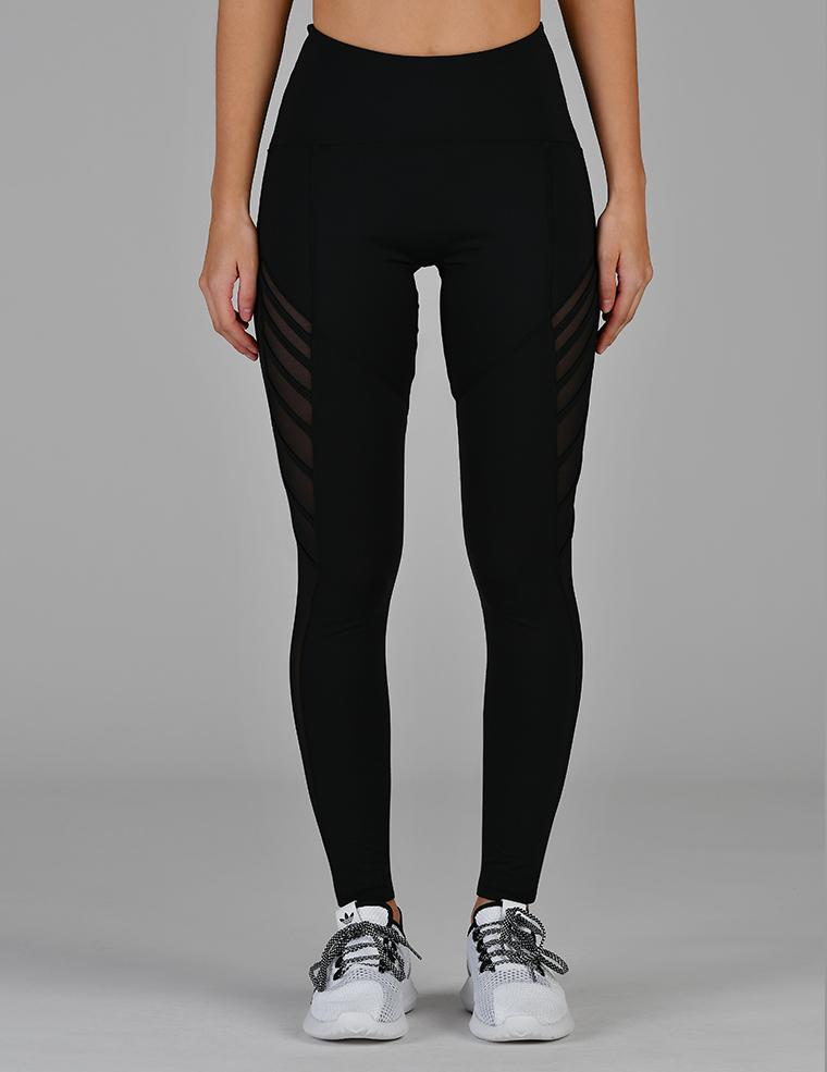 Motion Legging: Black