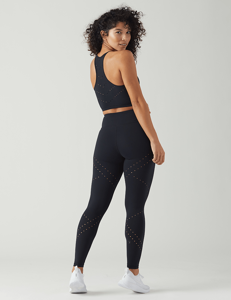 Dash Legging: Black