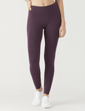 Elongate Legging: Blackberry Wine