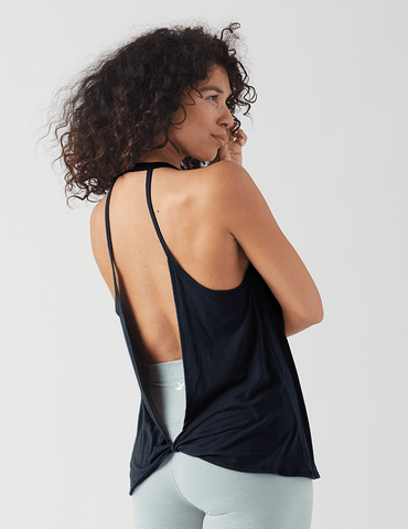 Breathe Tank: Black