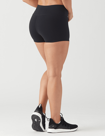 Core Short: Black