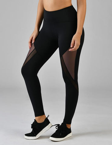 Diverse Legging: Black