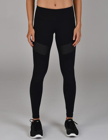 Rider Legging: Black