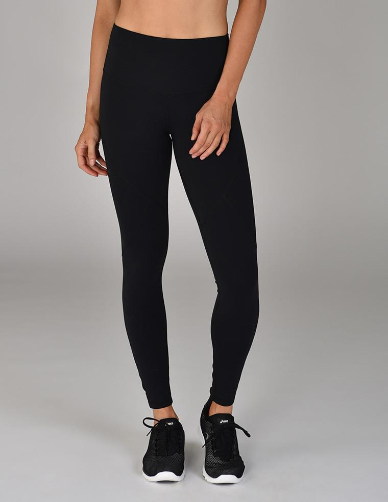 Balance Legging: Black