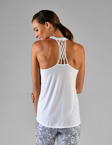 Honest Top: White