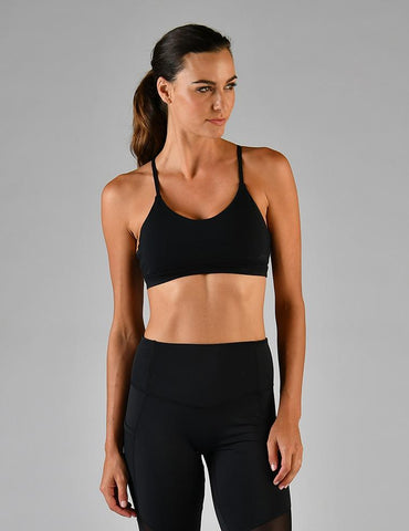 Energy Bra: Black