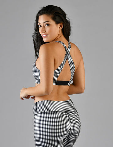 Everlast Bra: Gingham