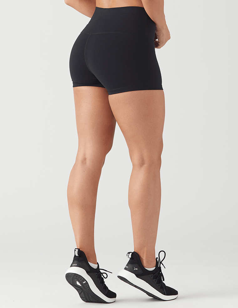 High Power Short: Black
