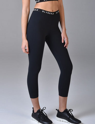 Marquee 7/8 Legging: Black