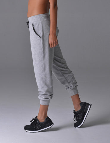 Moxie Jogger: Grey Heather
