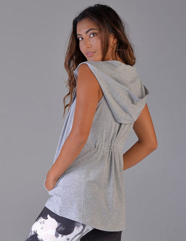 Moxie Vest: Grey Heather