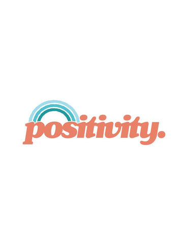 Mood Graphic Tank: Positivity