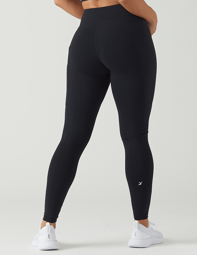 Thrive Legging: Black