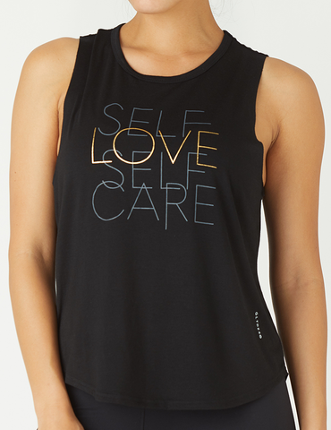 Power Tank: Self Love Black