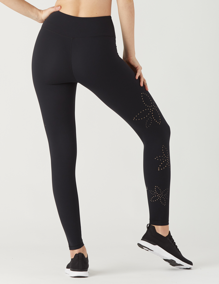 Bloom Legging: Black