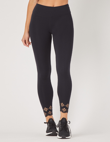Cascade Legging: Black