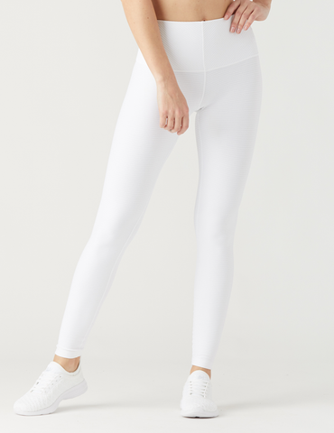 Charge Legging: White