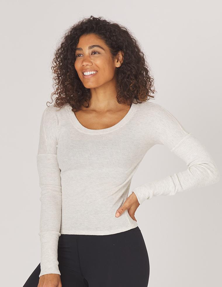 Comfort Long Sleeve: Oatmeal