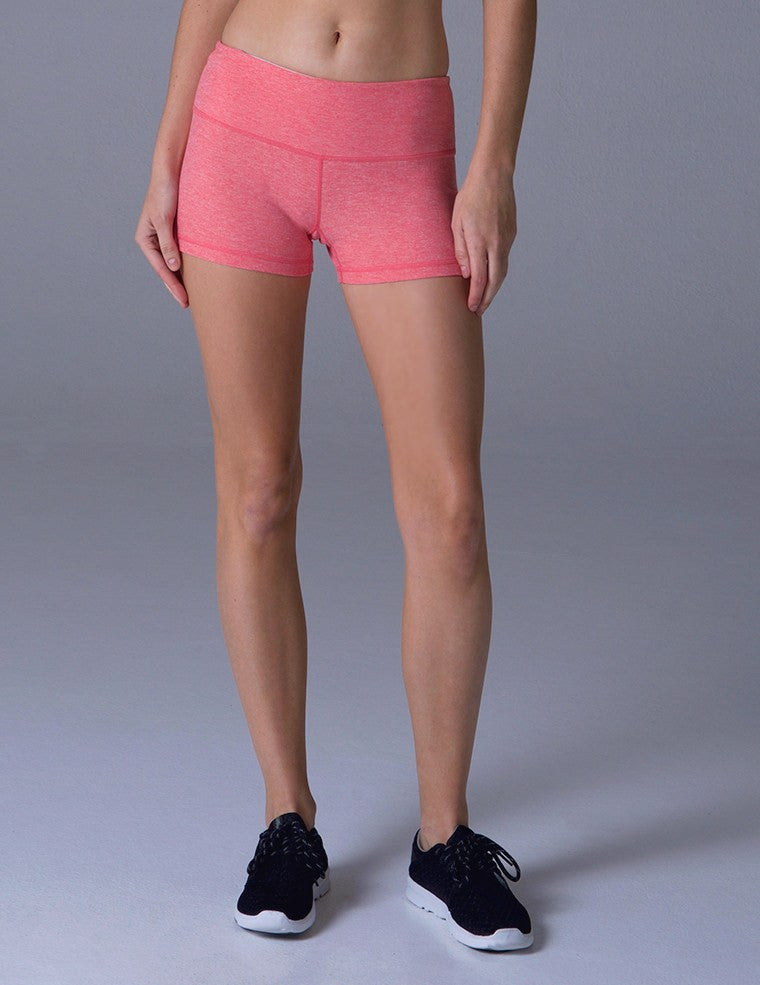 Core Short: Sugar Coral Melange