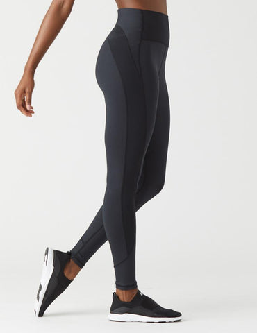 Curve Legging: Black