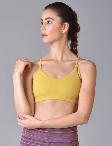 Energy Bra: Antique Moss