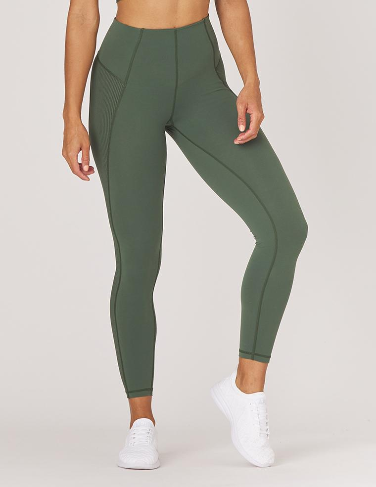 Enhance Legging: Olive
