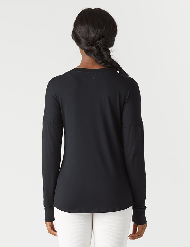Extend Long Sleeve: Black