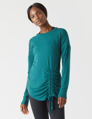 Extend Long Sleeve: Evergreen