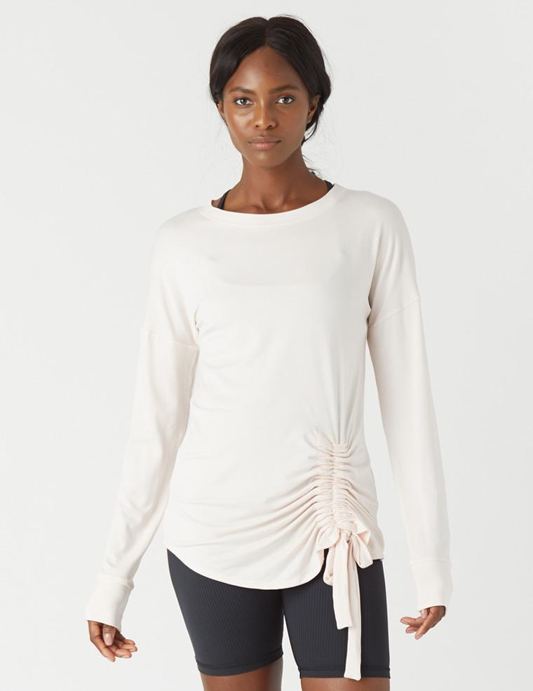 Extend Long Sleeve: Soft Blush