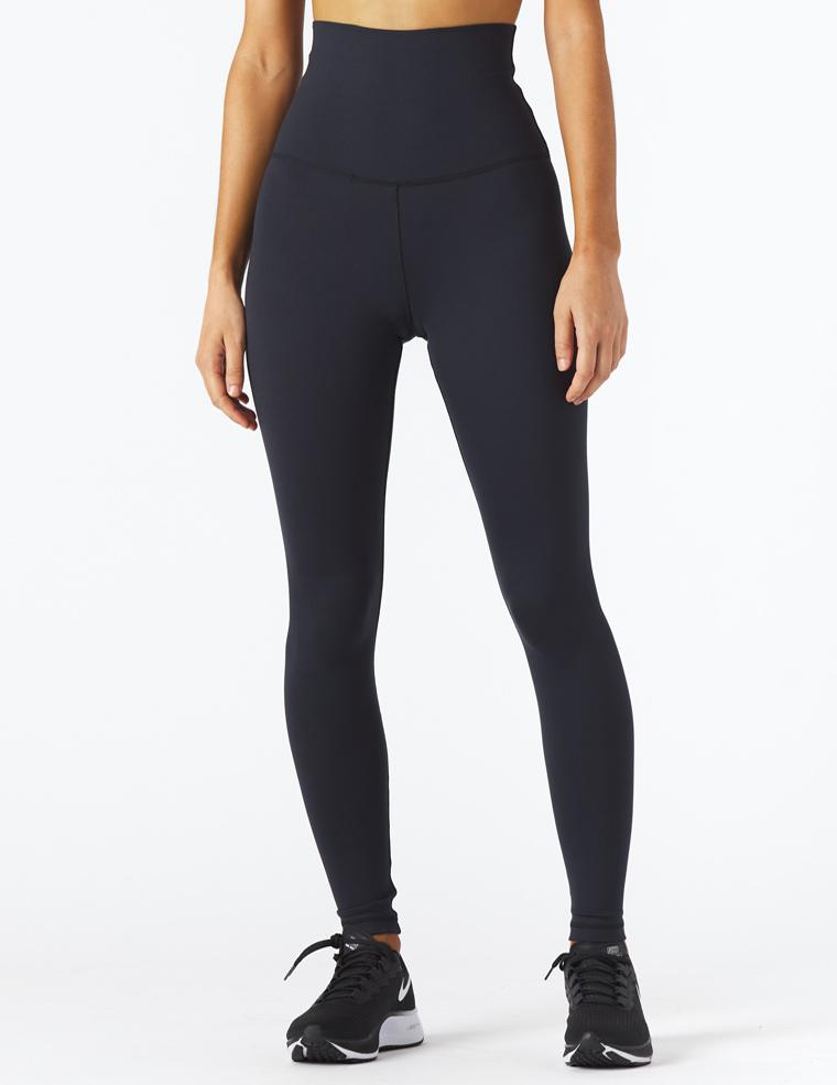 Extra High Waist Pure Legging: Black