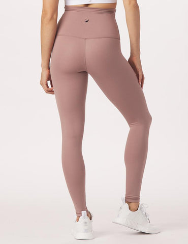 Extra High Waist Pure Legging: Lavender Bark