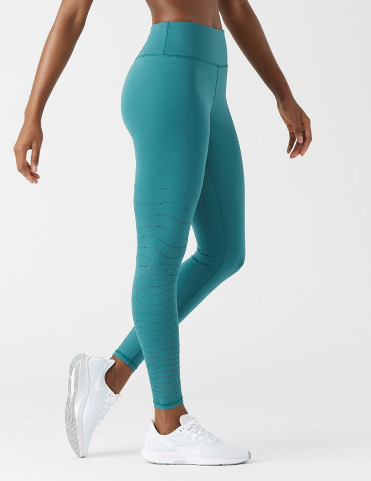 Fierce Legging: Evergreen