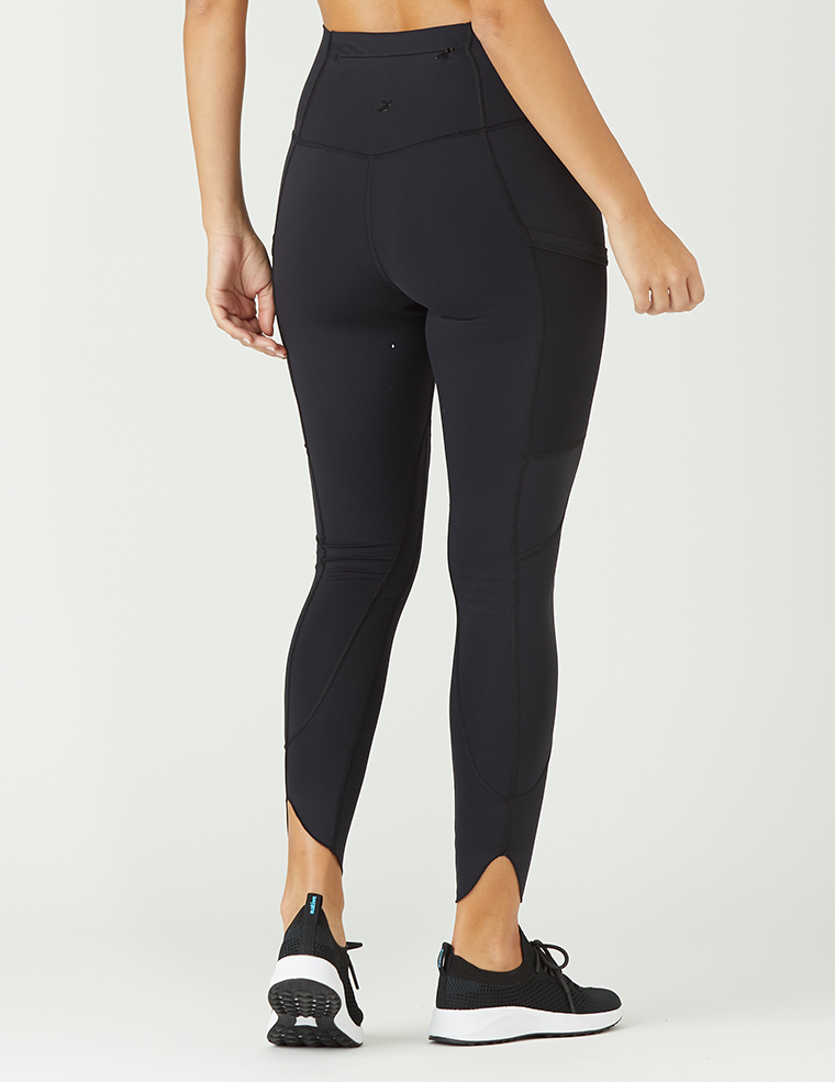 Flash Legging: Black