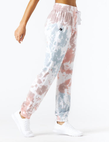 Halfway Jogger: Candy Tie-Dye