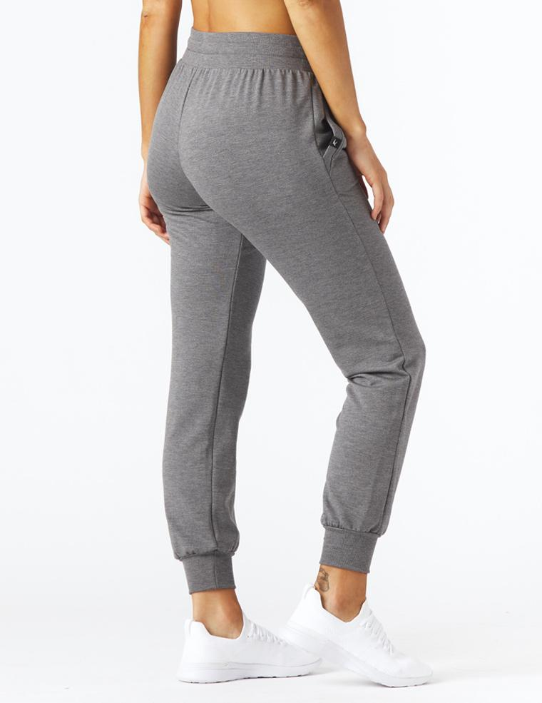 Halfway Jogger: Charcoal Heather